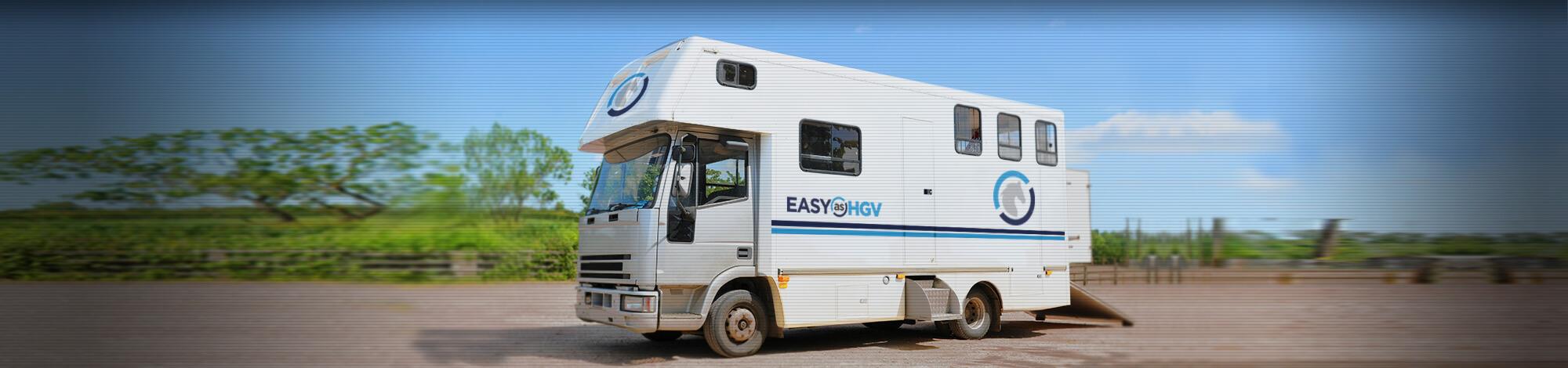 easy as hgv camper van image