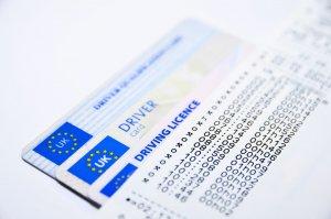 drivers licence hgv lgv image