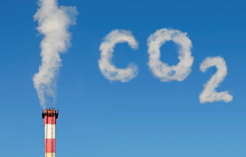 co2 emissions image graphic design
