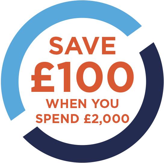 save £100