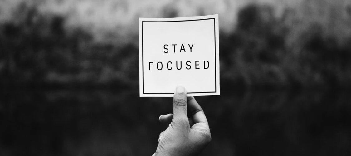 stay focussed image